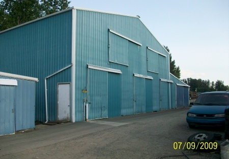 Profitable Automotive and Truck parts Salvage Yard on 9.5 Acres!