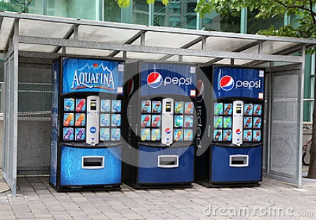 Profitable Soda/Snack Vending company w/ remote monitoring technology/