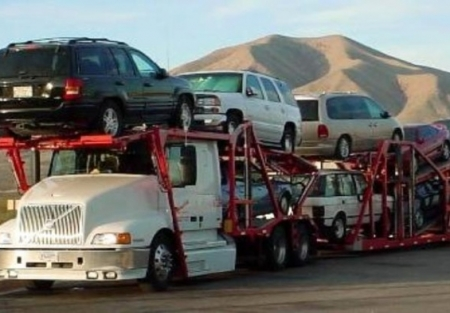 Home based Auto Transport Broker.