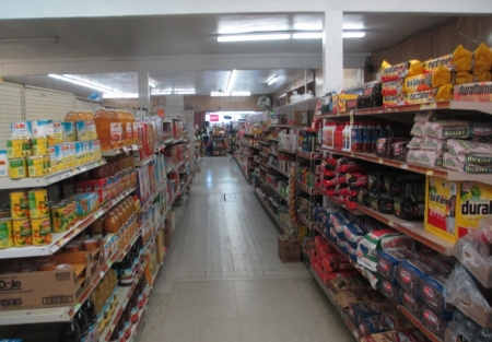 Established Grocery Store with Real Estate for Sale in Merced County