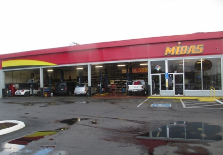 Midas Franchise Auto Repair Shop for Sale in Stanislaus County CA