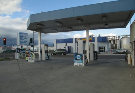 Gas Station & Store for Sale in Madera County CA