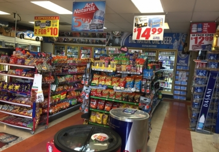 Branded Gas Station for Sale in Fresno County CA