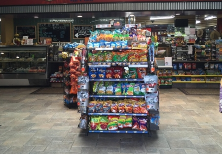 Branded Gas Station with Deli for Sale in Tulare County CA