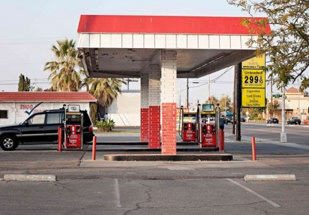 Established Market & Gas with Real Estate for Sale in Fresno CA