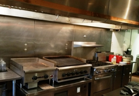 Great Moraga Restaurant Facility For Sale - Low Rent!