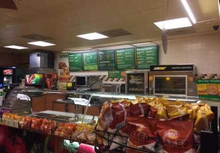 Franchise Sandwich Restaurant for Sale in Madera County - 28k