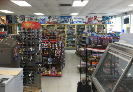 Branded Gas Station with Real Estate for Sale in El Dorado County CA