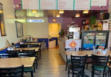 Established Vietnamese restaurant for sale on Clement street