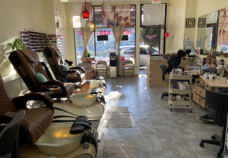 Nail spa for sale in Belmont