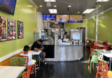 Branded Boba tea and snack shop for sale in Elk Grove