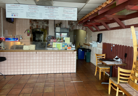 Established 25 years Mexican restaurant for sale in Castro Valley