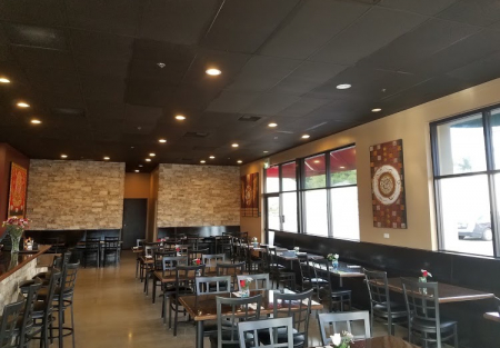 Family run Thai restaurant for sale in Rocklin shopping center